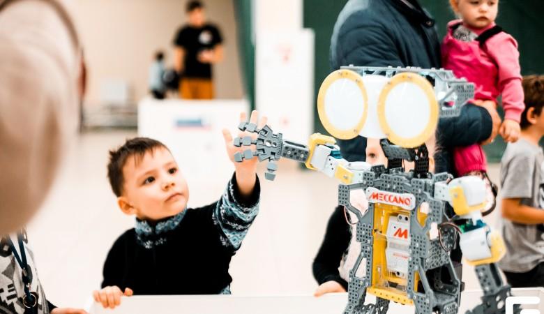В Новосибирск едут роботы!