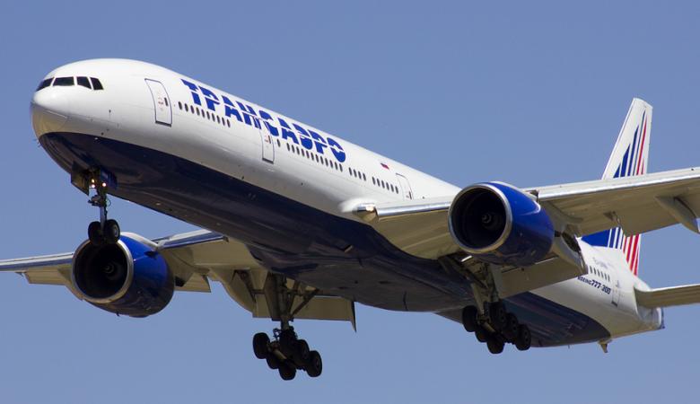 В Иркутске совершил экстренную посадку Boeing-777