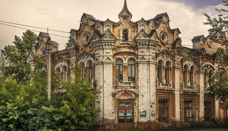Алтайские фотографы требуют восстановить архитектурные памятники