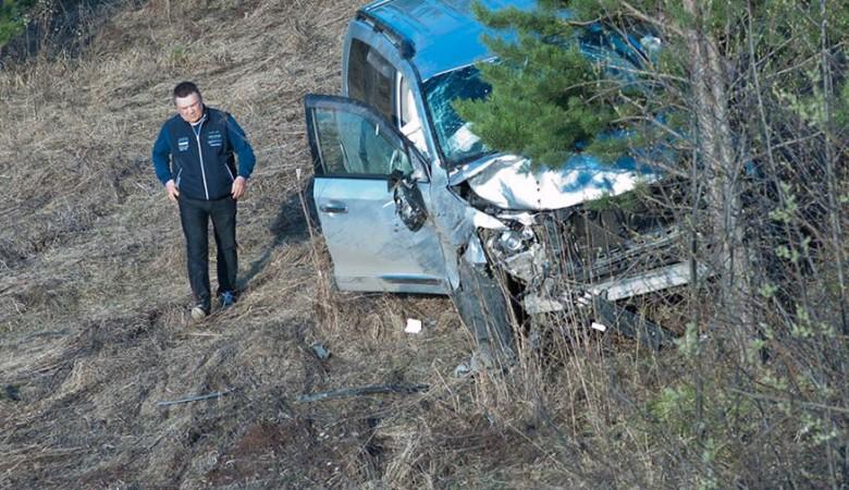 В ДТП с участием экс-начальника ГИБДД Кузбасса погибли четверо