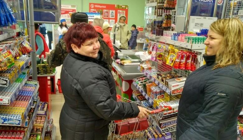 «Пятёрочка» пришла в Томск