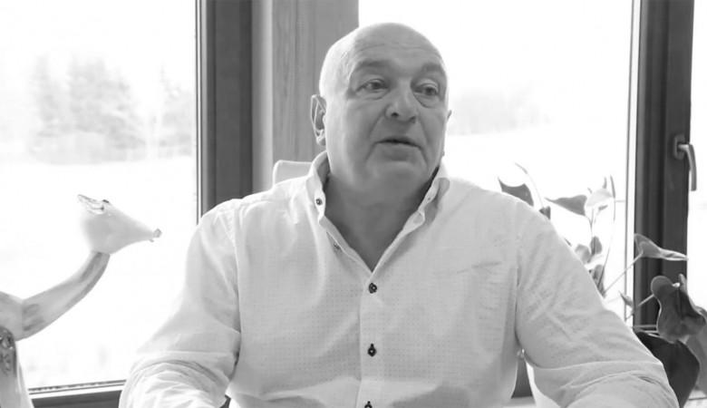Создатель бренда «Б. Ю. Александров» умер от коронавируса