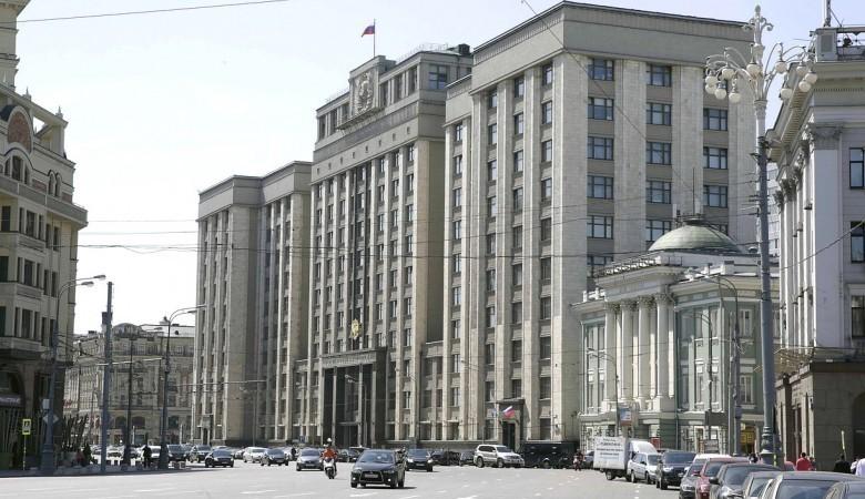 Госдума приняла закон о новом порядке формирования кабмина