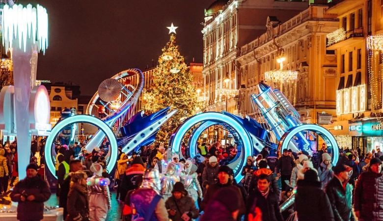 В России выросло число сторонников продолжительных новогодних каникул
