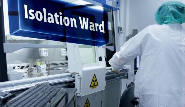 В России за сутки коронавирусом заболели 8572 человека