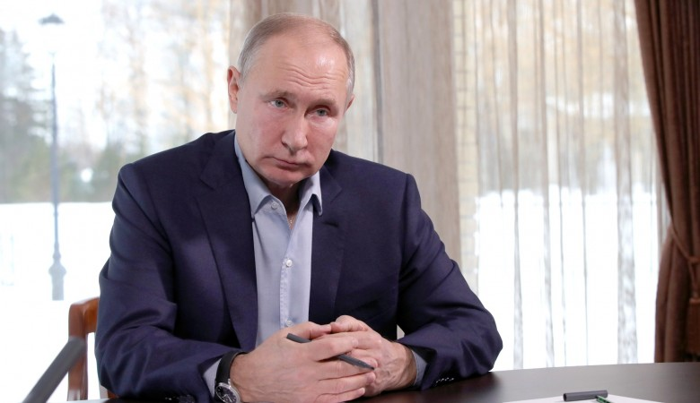 Путин высказался о незаконных акциях протеста в России