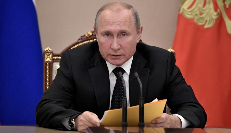 Путин назвал трагедию в Перми огромной бедой для всей России