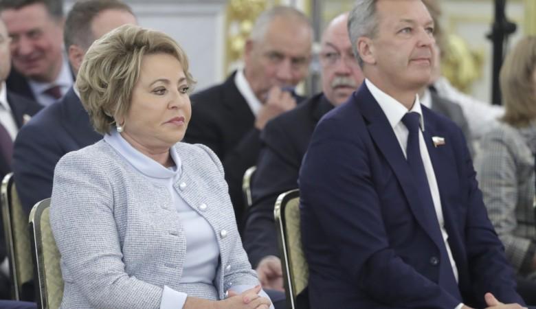 Путин на встрече с сенаторами оценил поправки к Конституции России