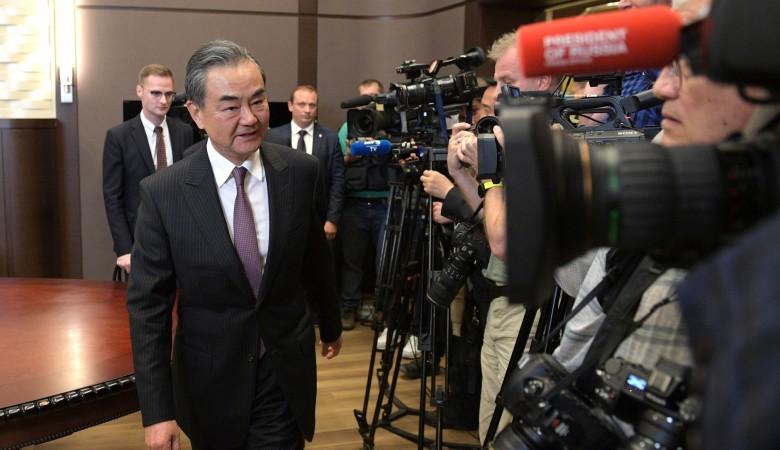 В Китае могут запретить посещение Синьцзяна американскими дипломатами