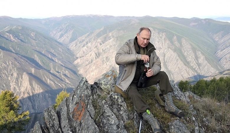 Стало известно, чем займется Путин в нерабочую неделю