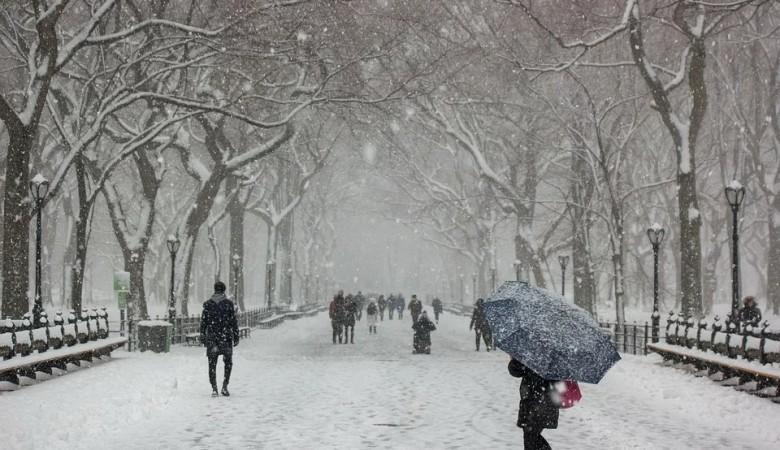 Синоптики рассказали, в каких регионах декабрь прогнозируется теплее обычного