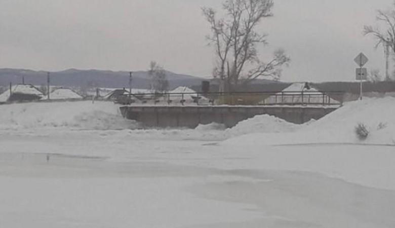 Глава села в Хакасии попросил Бога помочь избежать паводка