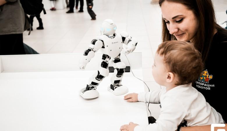 Самые известные роботы мира едут в Новосибирск!