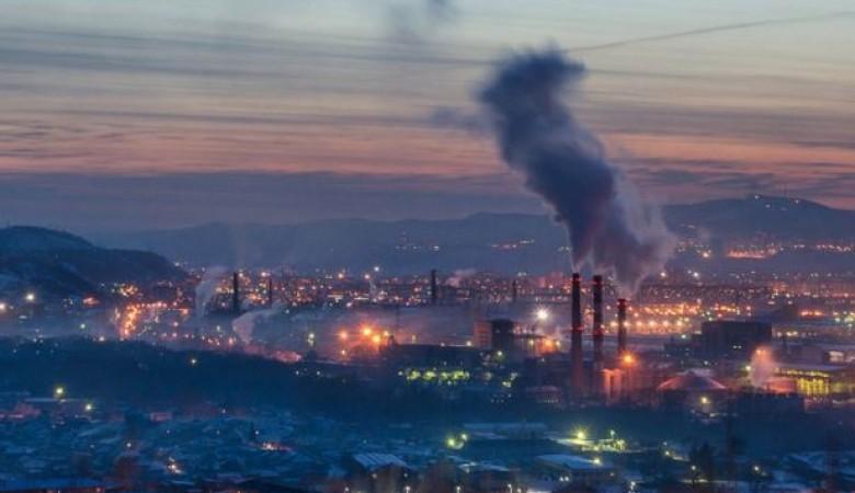 Режим «черного неба» ввели в Красноярске до пятницы