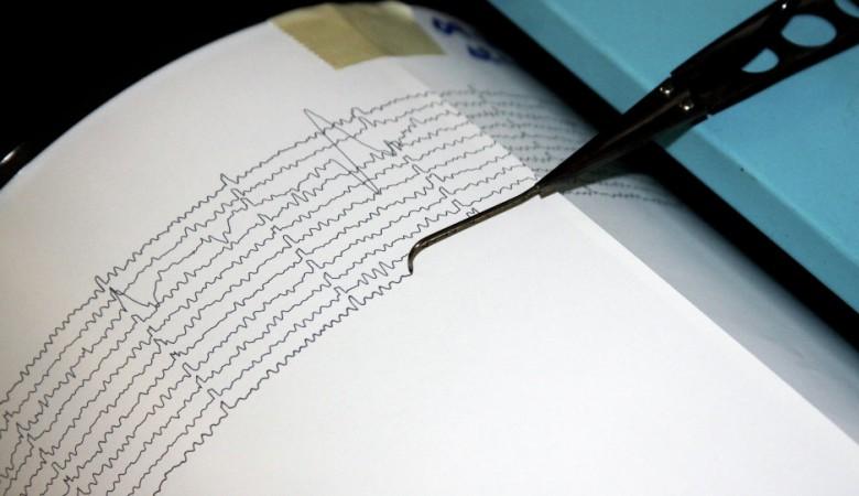 Землетрясение магнитудой 3 произошло в Туве