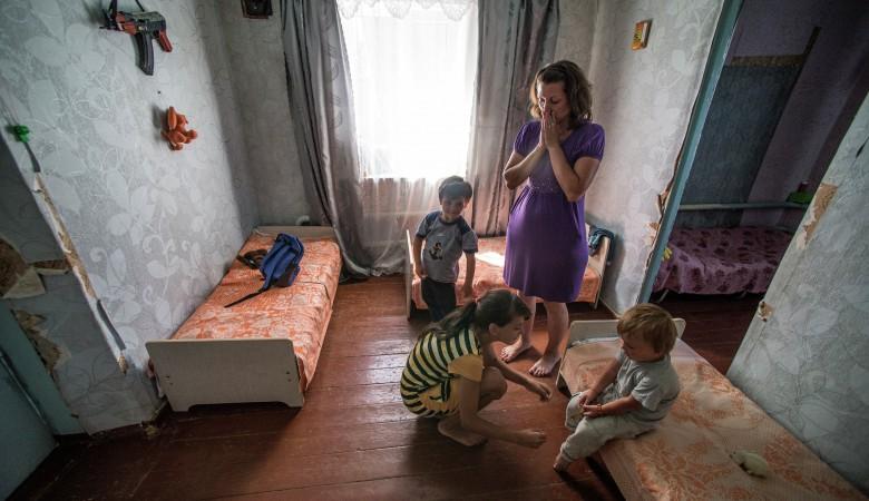 В Иркутской области выгоняют беженцев из Донбасса