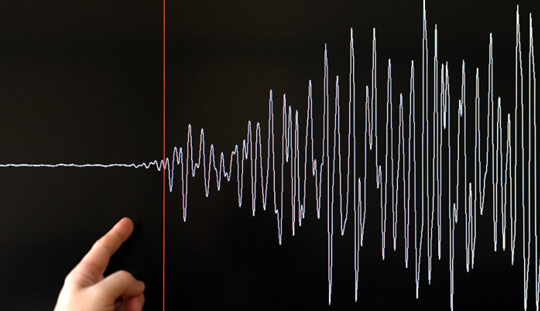 Землетрясение магнитудой 4,1 произошло в Хакасии