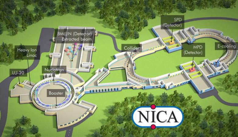 Новосибирские ученые создадут систему охлаждения для коллайдера NICA к 2022 году