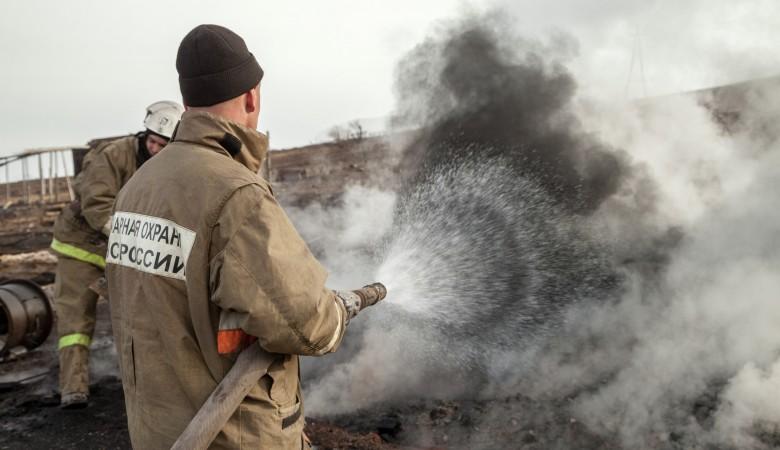 Главу противопожарной службы Хакасии обвинили в халатности