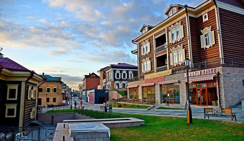 Власти Иркутска пытаются сохранить исторический квартал, превращающийся в «шанхайку»