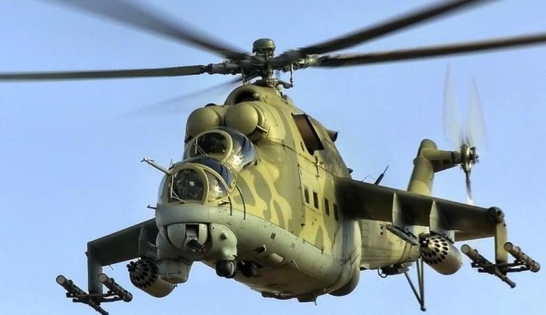 Около 20 военных вертолетов ищут очаги пожаров в Забайкалье