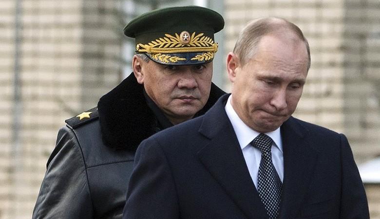 Отдыхавшие вместе в Хакасии Путин и Шойгу вылетели из Абакана