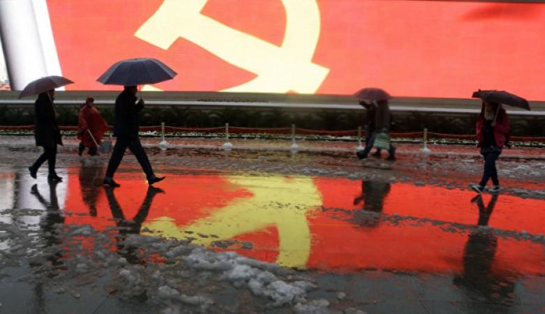 КНР  оправдал ожидания поросту ВВП вобъеме  6.8%