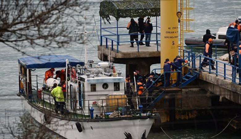 Три артиста изКрасноярска были наборту упавшего Ту-154