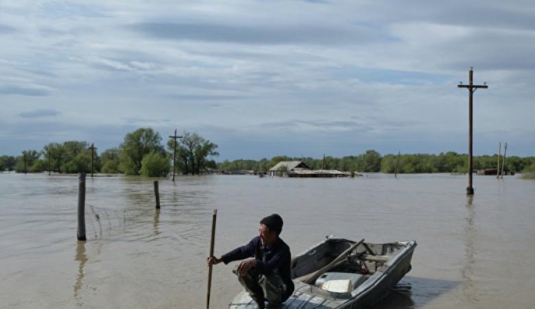 Почти 250 домов могут попасть в зону подтопления в Туве