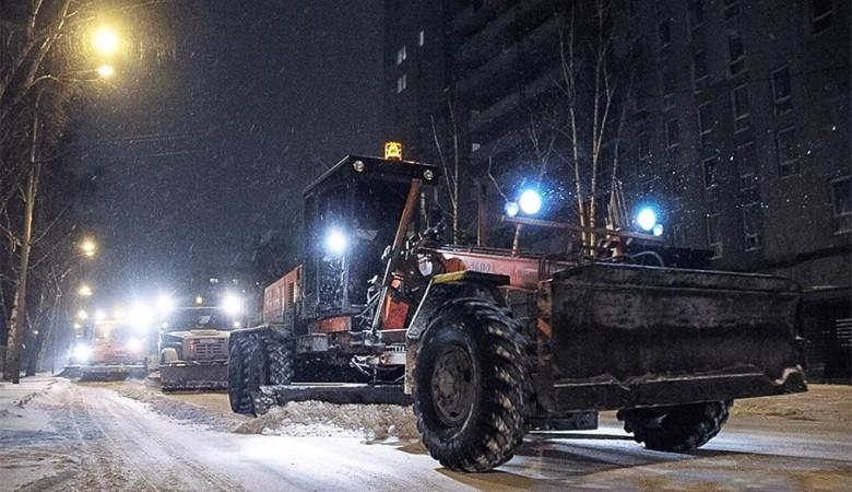 Расходы Кемерово на уборку снега уже в 2 раза превысили уровень 2016 года