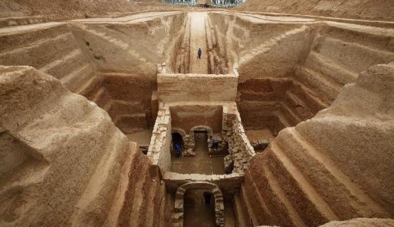 В Китае 335 древних гробниц оказались под угрозой уничтожения из-за строительства ГЭС