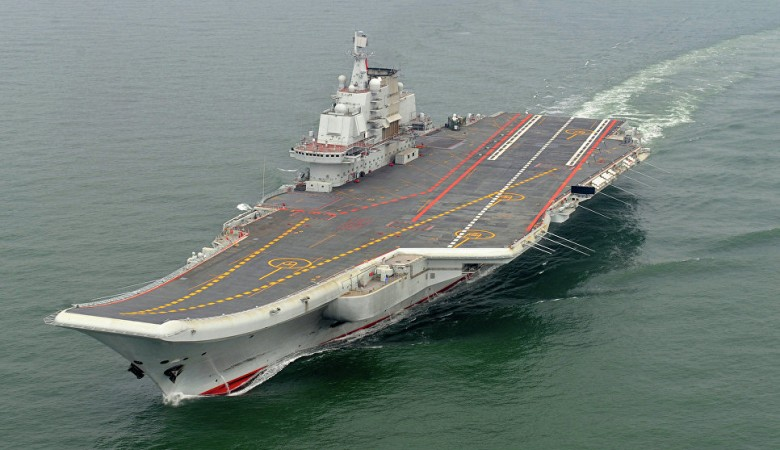 КНР начал строительство 3-го авианосца