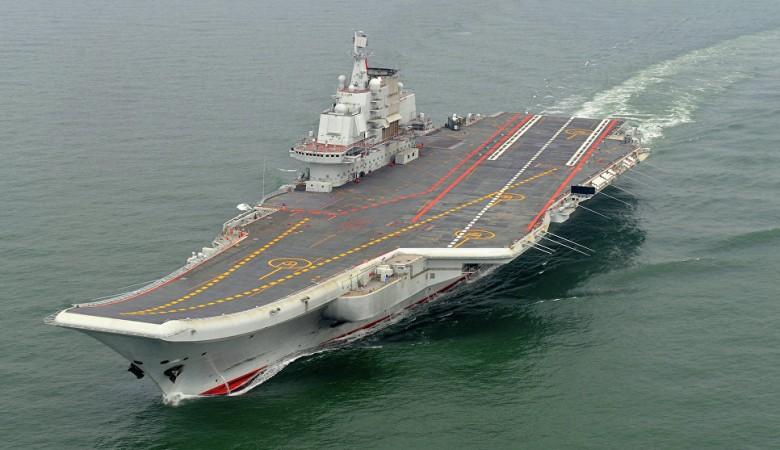 Китай уже начал строительство своего третьего авианосца