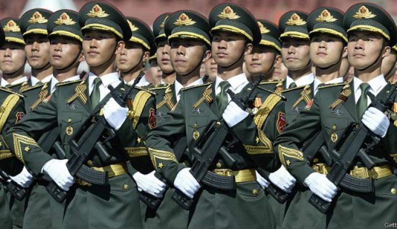 Китай опроверг информацию о переброске 150 тыс. солдат к границе КНДР