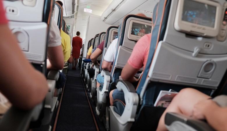 Нетрезвого пассажира сняли срейса Новосибирск