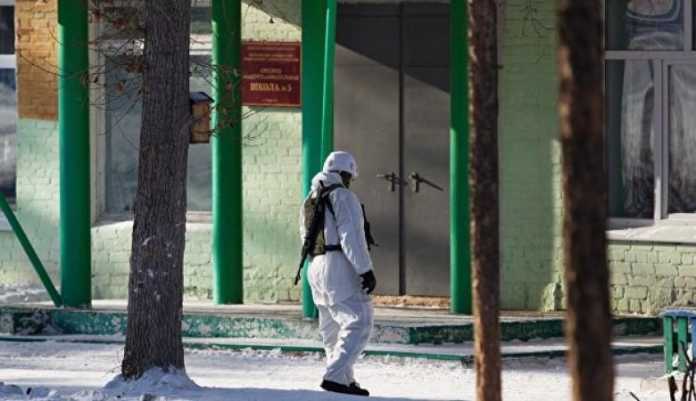Класс, на который напал подросток из Бурятии, отправят на реабилитацию