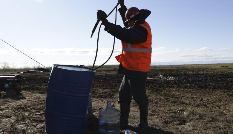 «Норникель» уволил директора ТОФ из-за разлива топлива на Таймыре
