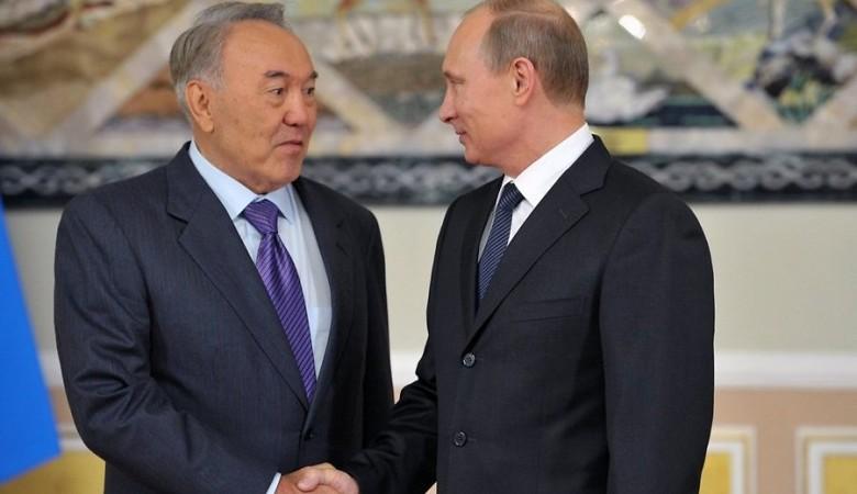 Назарбаев назвал феноменом свое сотрудничество с Путиным
