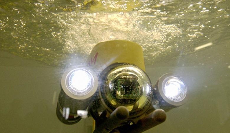 В Томске разрабатывают систему навигации для подводных роботов