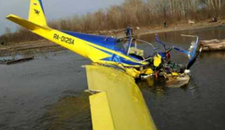 Комиссия МАК приступила к расследованию крушения самолета в Хакасии
