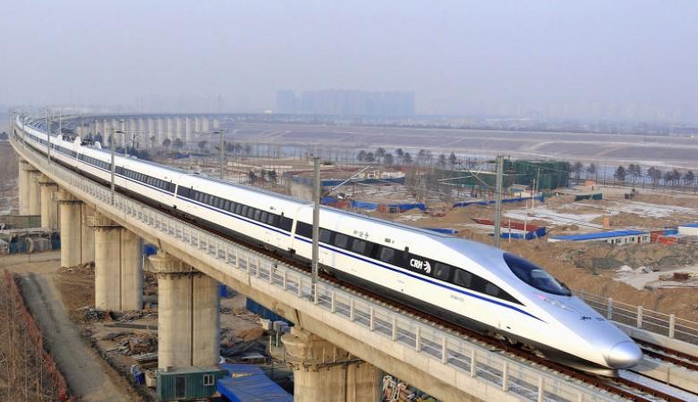 Более 80% городов КНР к 2020 году будут соединены сетью скоростных железных дорог
