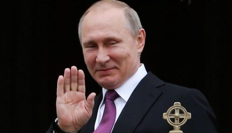 Путин прибыл в Красноярск, проведет там совещание по подготовке к зимней Универсиаде-2019