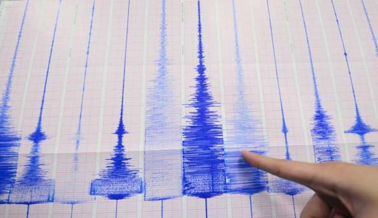 Слабые подземные толчки магнитудой до 2,9 зафиксировали на Алтае