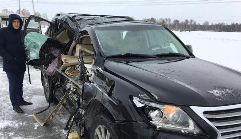 Солист группы Bad Boys Blue попал в ДТП по пути в Томск, у музыканта сломано бедро