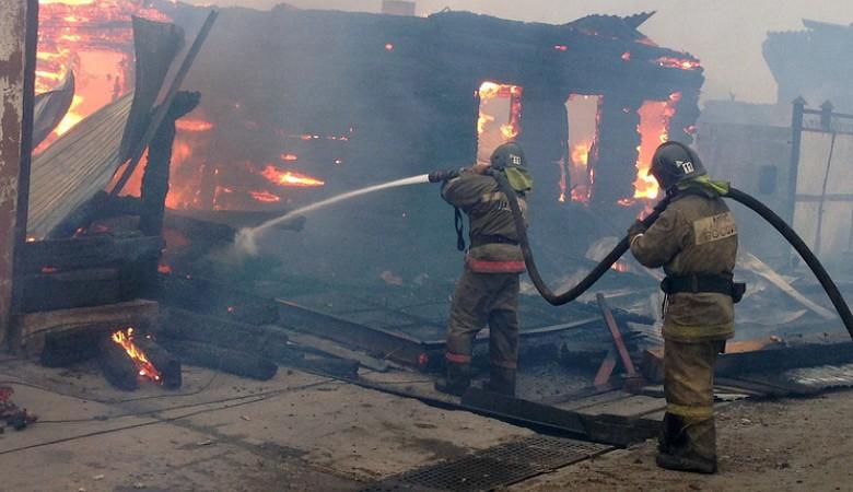 Предполагаемый виновник пожара, уничтожившего 16 домов, предстанет перед судом в Иркутской области