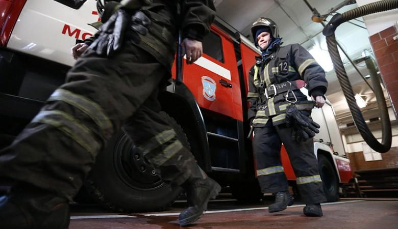 Женщина погибла после пожара на хлебозаводе в Новокузнецке
