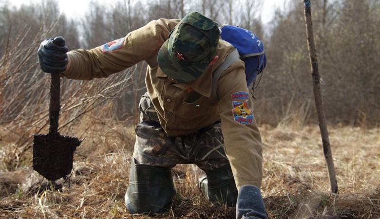 Студенты Литвы отправились в Иркутскую область для обустройств захоронений литовцев