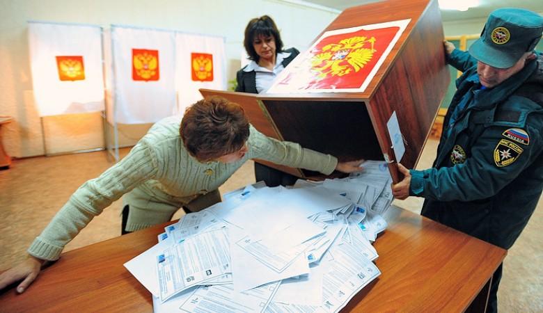 Совет Федерации назначил выборы президента на 18 марта 2018 года