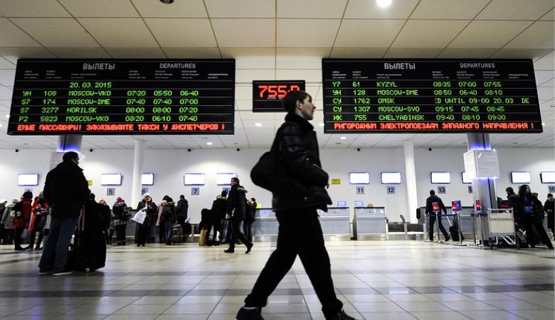 Аэропорт «Толмачево» в 2017 году увеличил пассажиропоток на 22%, до 5 млн человек