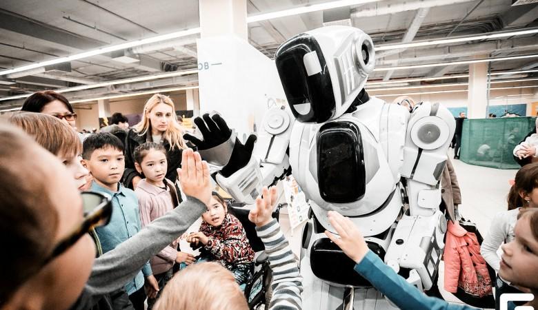 Несколько дней осталось, чтобы попасть на выставку «Корпорация роботов» в Новосибирске